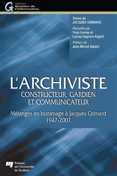 2009, 420 pages, D1604, ISBN 978-2-7605-1604-5