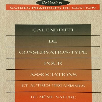 1996, 29 pages ISBN : 978-2-921857-00-0