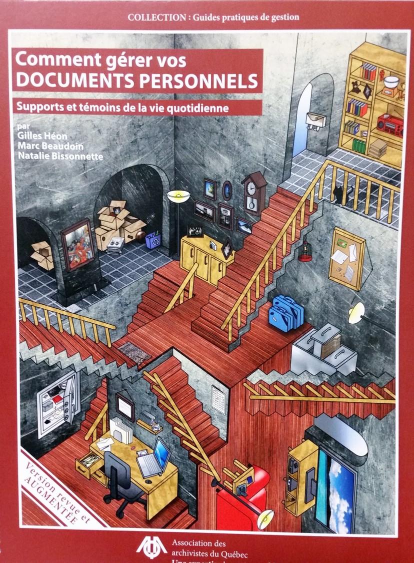 comment gérer vos documents personnels | association des archivistes