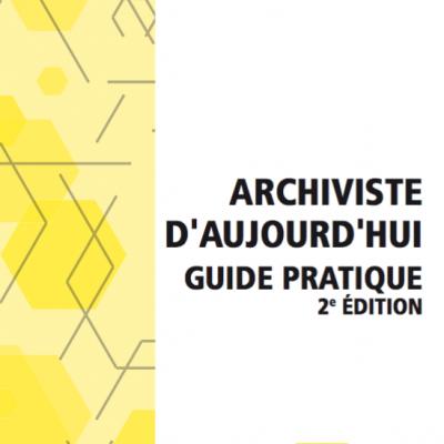 ArchivisteAujourdhui_Couverture_2eEdition