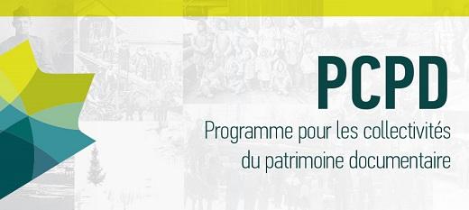Programme des communautés du patrimoine documentaire 2021-22 Appel des propositions !